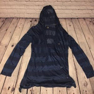 O'Neill hooded swim cover up